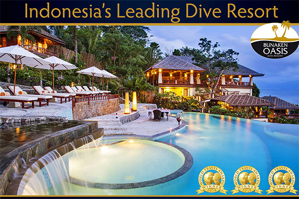 Bunaken Oasis World Travel Award 2020