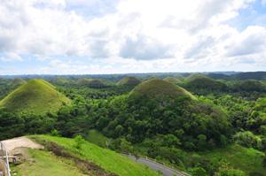 Ausflug Chocolate Hills