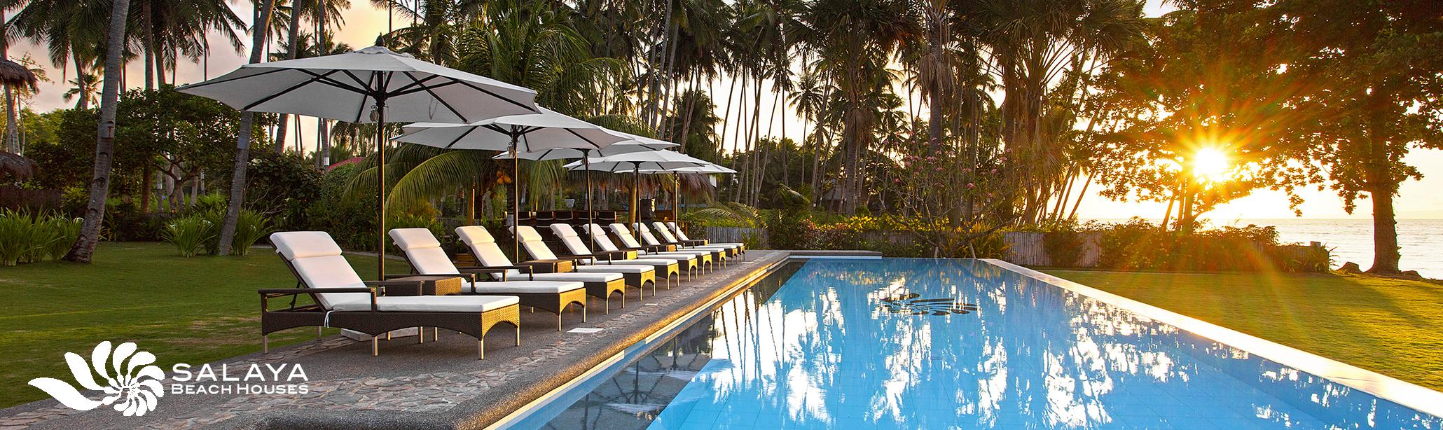 Salaya Beach Houses - Pool