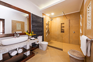 Bunaken Oasis Bathroom