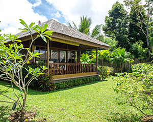 Bunaken Oasis Cottage Outside