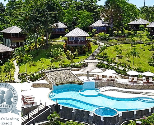 Bunaken Oasis World Travel Awards