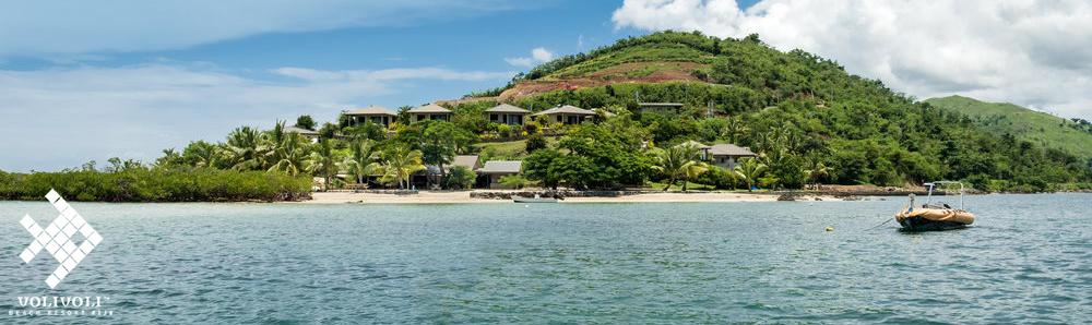 Volivoli Beach Resort - Überblick 1