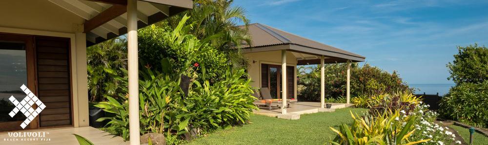 Volivoli Beach Resort - Zimmerkategorien