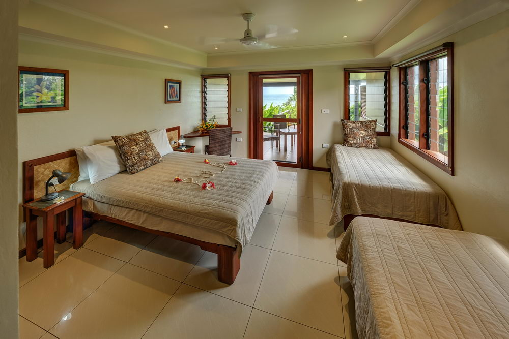 Ocean View Room - Volivoli Beach Resort