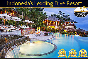 Bunaken Oasis World Travel Awards 2020