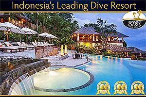 Bunaken Oasis World Travel Awards 2020
